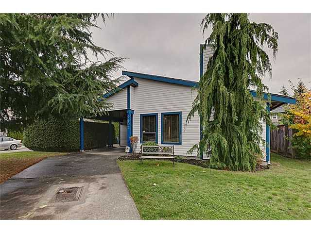Main Photo: 9402 KINGSLEY Crescent in Richmond: Ironwood House for sale : MLS®# V1091140