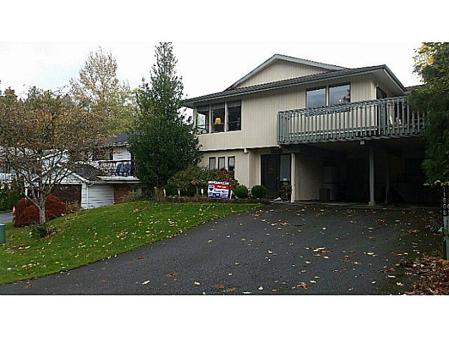 Main Photo: 11508 PEMBERTON Crescent in Delta: Annieville House for sale (N. Delta)  : MLS®# F1426425