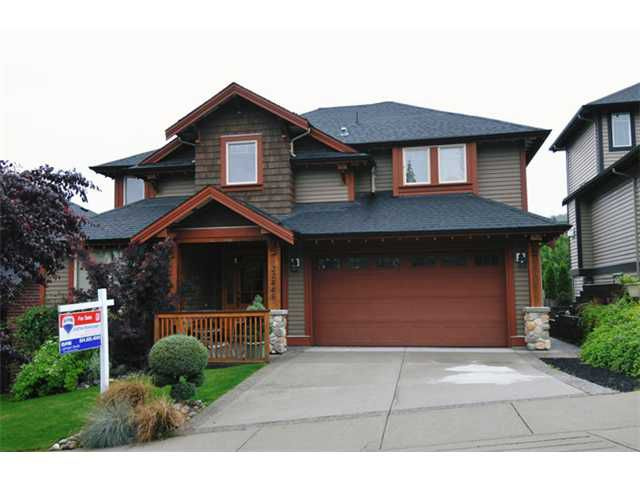 """Main Photo: 22845 DOCKSTEADER Circle in Maple Ridge: Silver Valley House for sale in """"Silver Ridge"""" : MLS®# V1114258"""