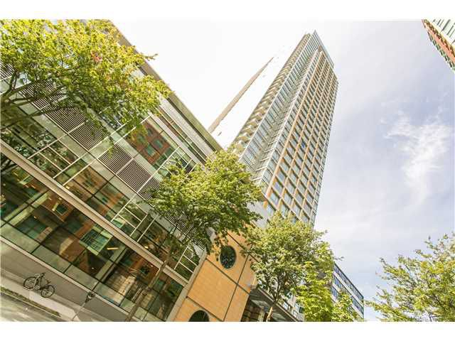 """Main Photo: 1406 1028 BARCLAY Street in Vancouver: West End VW Condo for sale in """"PATINA"""" (Vancouver West)  : MLS®# V1140944"""