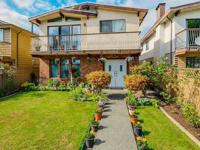 Main Photo: 1175 E 57TH Avenue in Vancouver: South Vancouver House for sale (Vancouver East)  : MLS®# V1142692