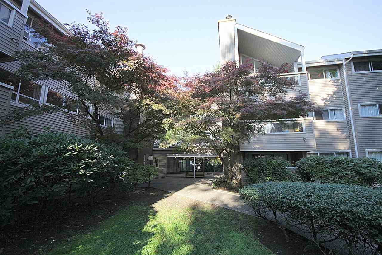 Main Photo: 109 932 ROBINSON Street in Coquitlam: Coquitlam West Condo for sale : MLS®# R2008724
