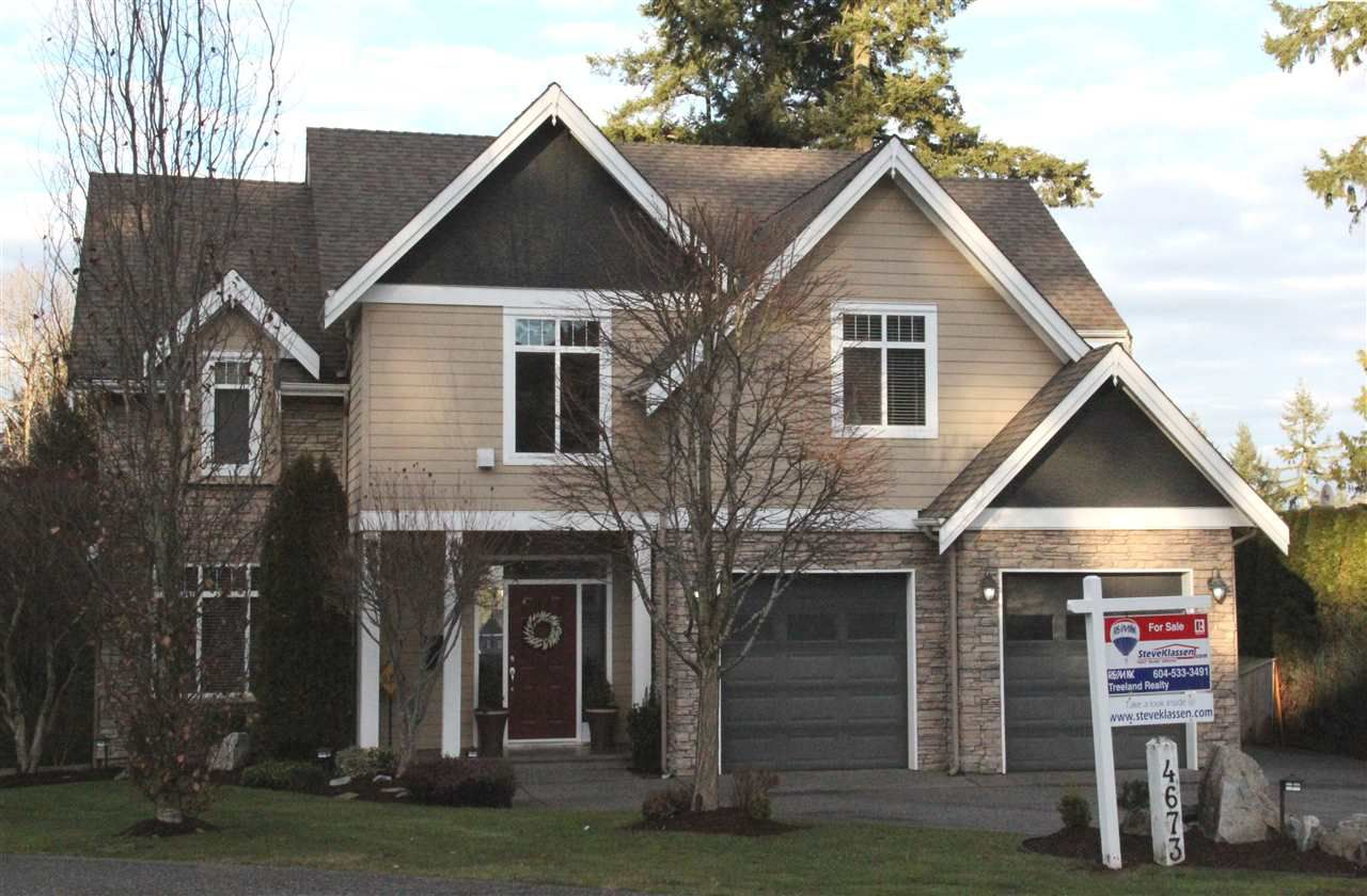 """Main Photo: 4673 204A Street in Langley: Langley City House for sale in """"Mossey Estates"""" : MLS®# R2022595"""