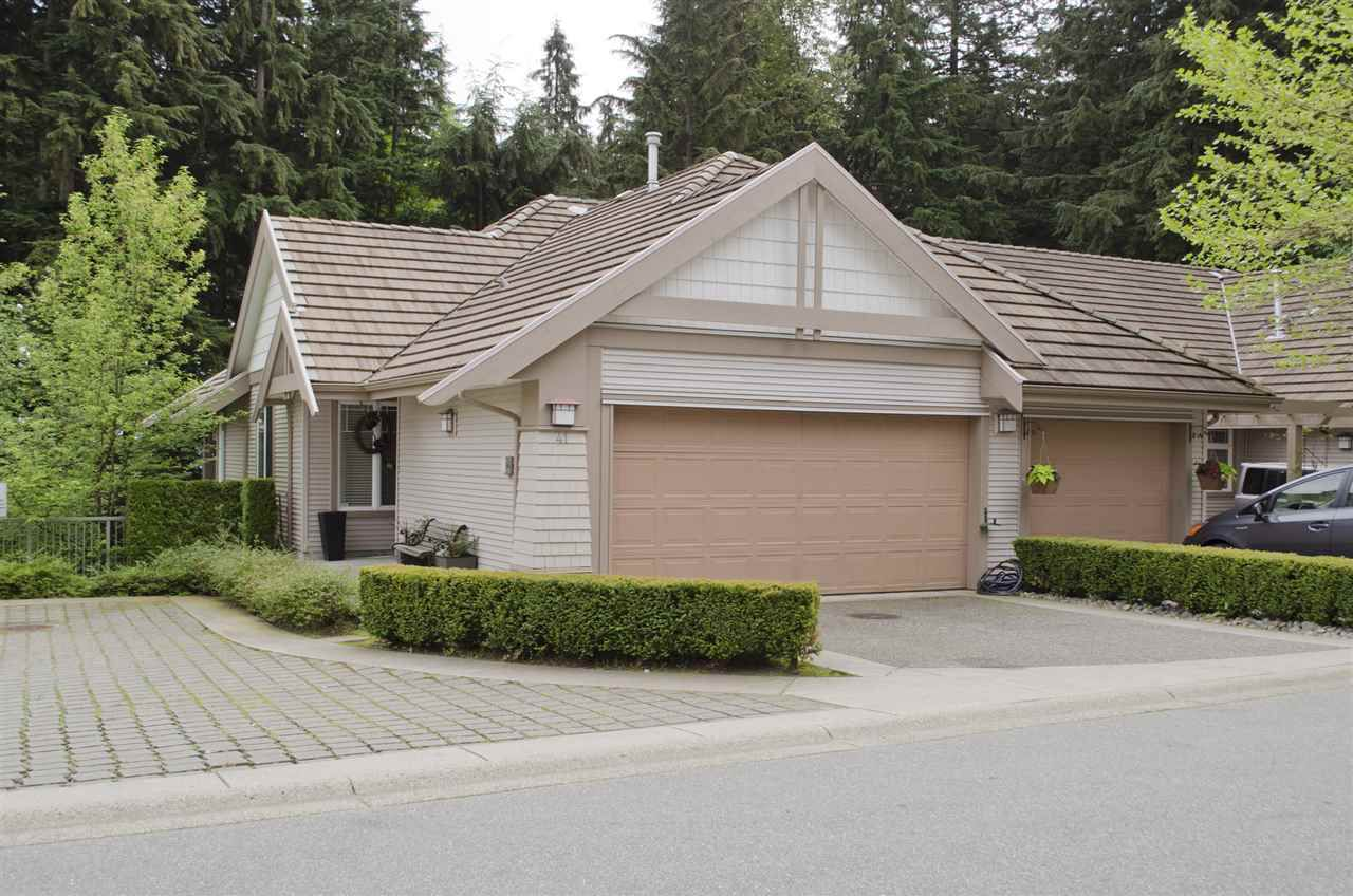 "Main Photo: 41 2351 PARKWAY Boulevard in Coquitlam: Westwood Plateau Townhouse for sale in ""WINDANCE"" : MLS®# R2065736"