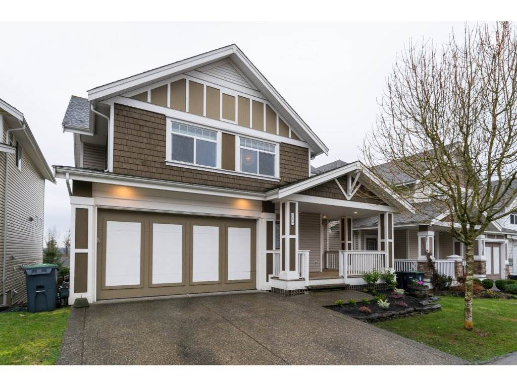 """Main Photo: 20154 68A Avenue in Langley: Willoughby Heights House for sale in """"Woodridge by Morningstar"""" : MLS®# R2148101"""