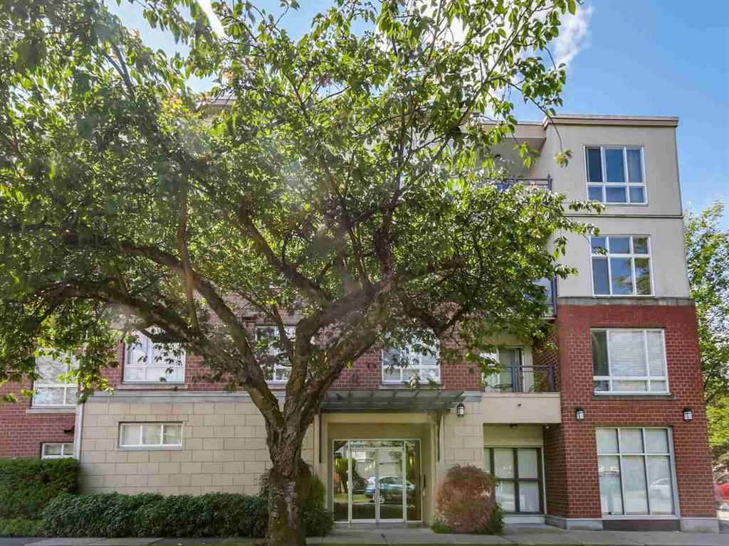 Main Photo: 101 2096 W 46th Ave. in Vancouver: Kerrisdale Condo for sale (Vancouver West)  : MLS®# R2076730