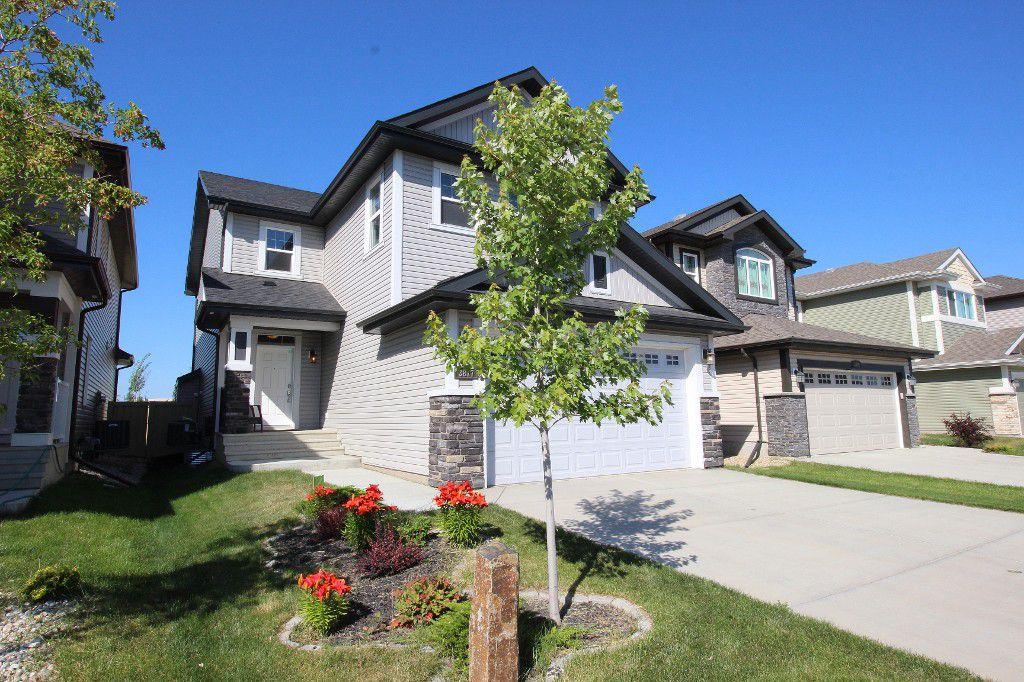 Main Photo: 3877 Agar Green in Edmonton: House for sale
