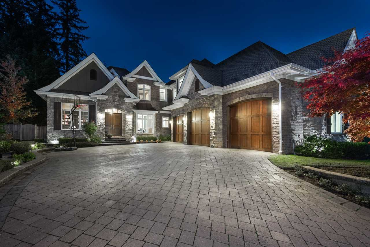 Main Photo: 1013 RAVENSWOOD Drive: Anmore House for sale (Port Moody)  : MLS®# R2219061