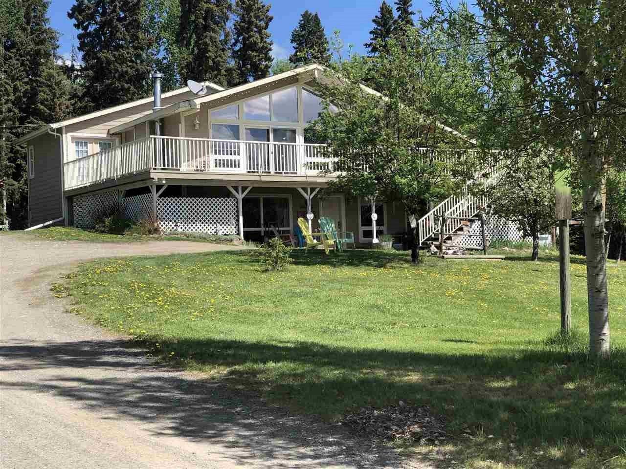 "Main Photo: 3207 BIG LAKE Road in Williams Lake: Williams Lake - Rural East House for sale in ""BIG LAKE"" (Williams Lake (Zone 27))  : MLS®# R2271322"