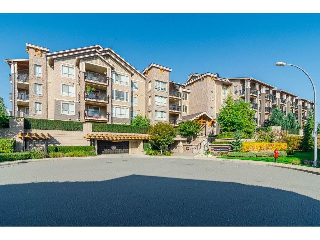 "Main Photo: 127 5655 210A Street in Langley: Salmon River Condo for sale in ""CORNERSTONE NORTH"" : MLS®# R2307995"