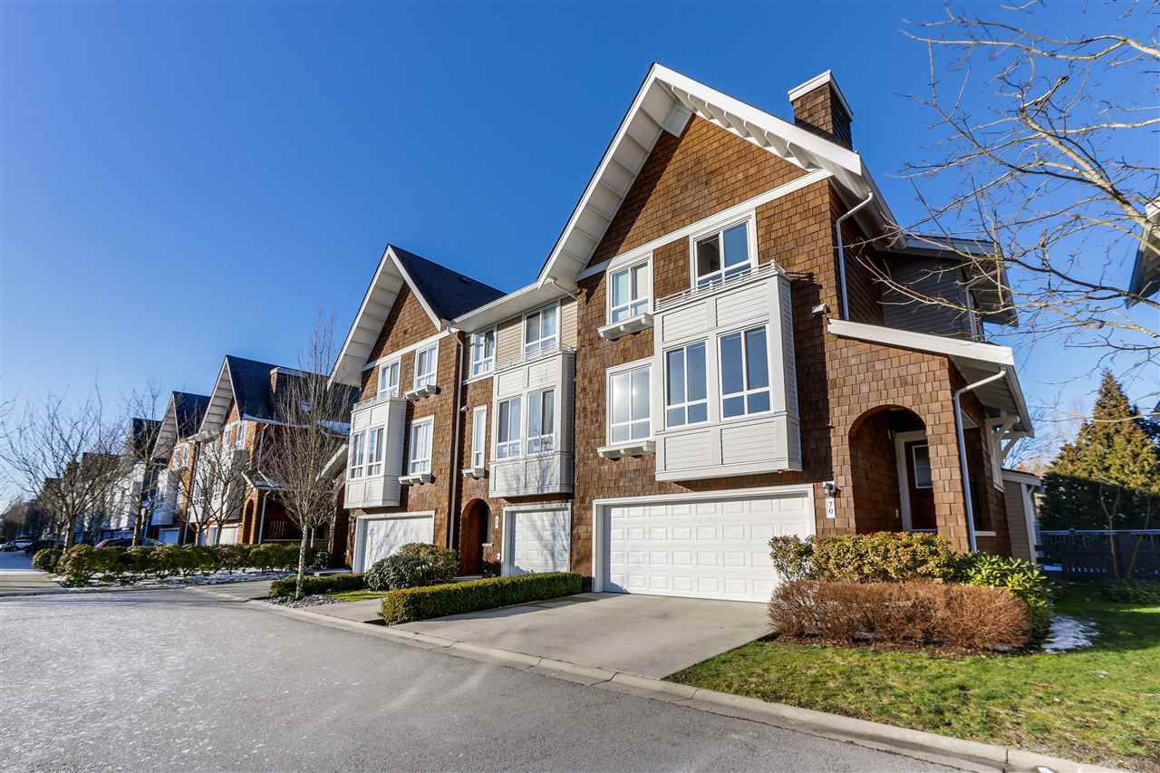 "Main Photo: 70 2418 AVON Place in Port Coquitlam: Riverwood Townhouse for sale in ""LINKS BY MOSAIC"" : MLS®# R2338396"