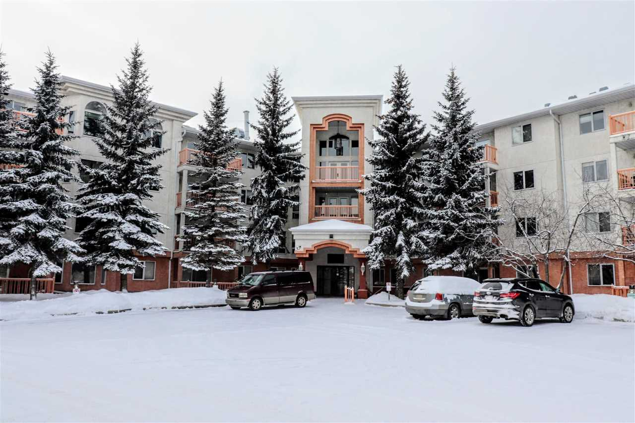 Main Photo: 409 10915 21 Avenue in Edmonton: Zone 16 Condo for sale : MLS®# E4142967