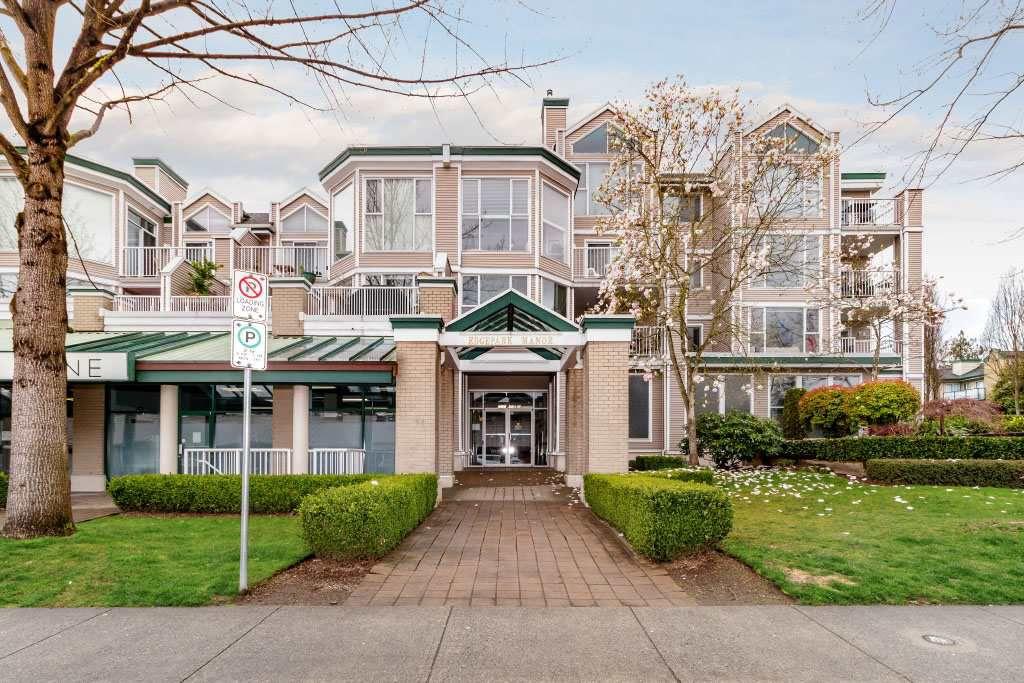 "Main Photo: 107 12155 191B Street in Pitt Meadows: Central Meadows Condo for sale in ""Edge Park Manor"" : MLS®# R2357824"