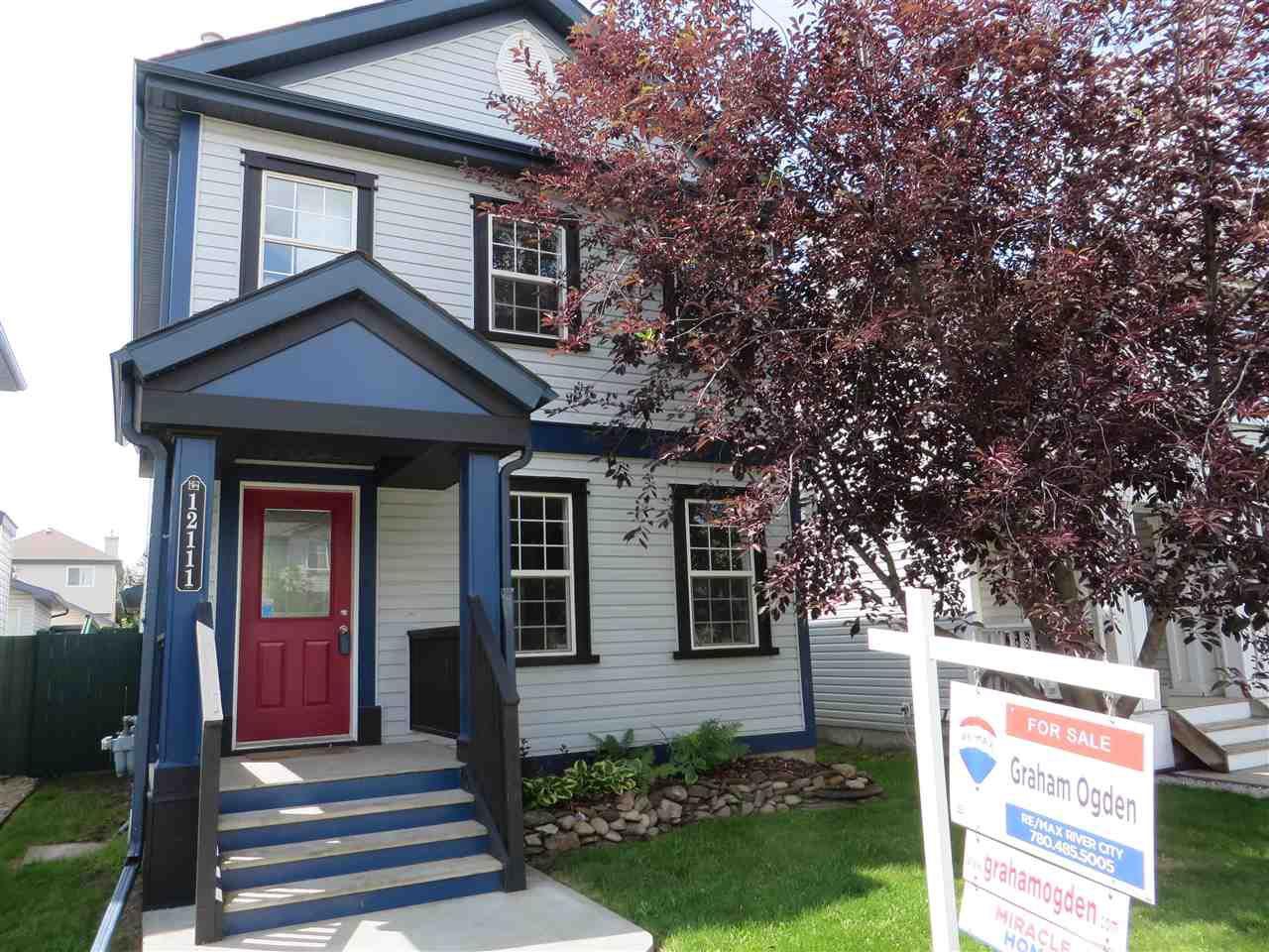 Main Photo: 12111 16 Avenue in Edmonton: Zone 55 House for sale : MLS®# E4154539