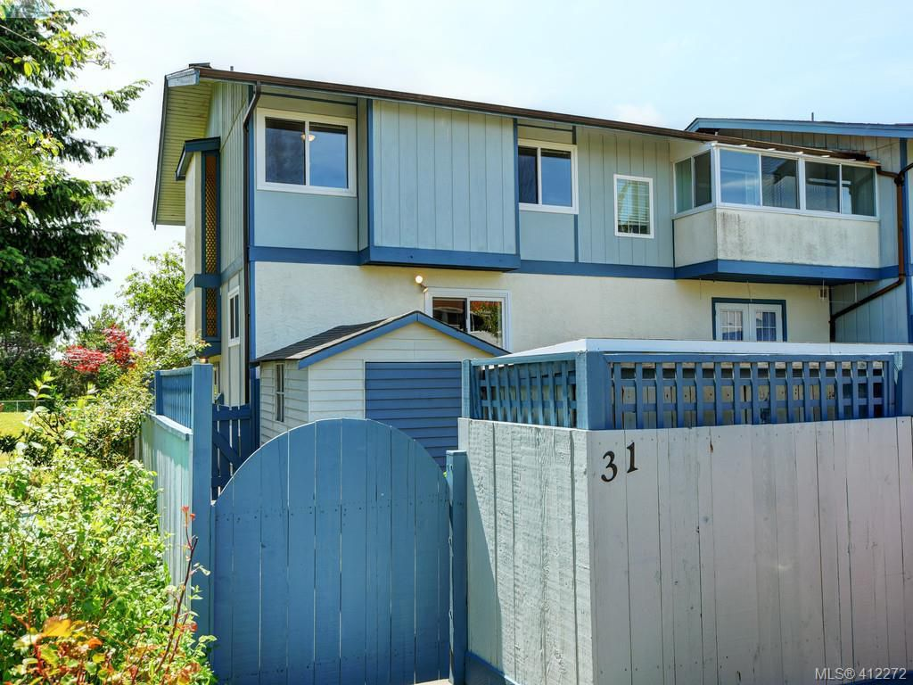 Main Photo: 31 3987 Gordon Head Road in VICTORIA: SE Arbutus Row/Townhouse for sale (Saanich East)  : MLS®# 412272