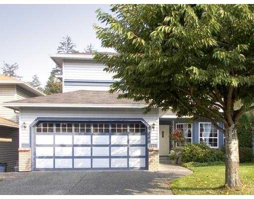 """Main Photo: 1675 MCHUGH CL in Port Coquiltam: Citadel PQ House for sale in """"SHAUGNESSY WOODS"""" (Port Coquitlam)  : MLS®# V557087"""