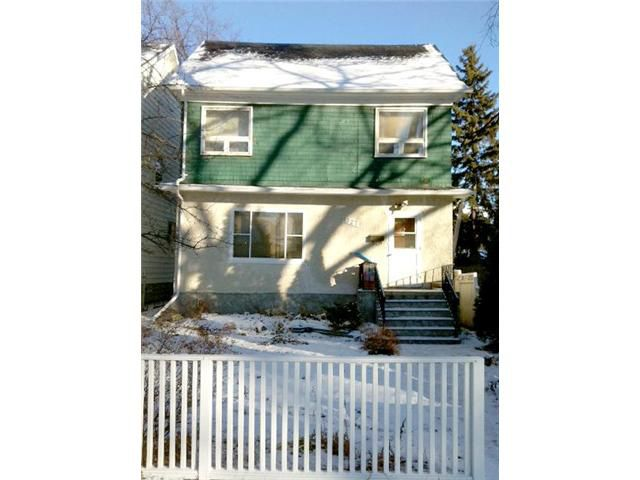 Main Photo: 327 Lilac Street in WINNIPEG: Fort Rouge / Crescentwood / Riverview Residential for sale (South Winnipeg)  : MLS®# 1124080