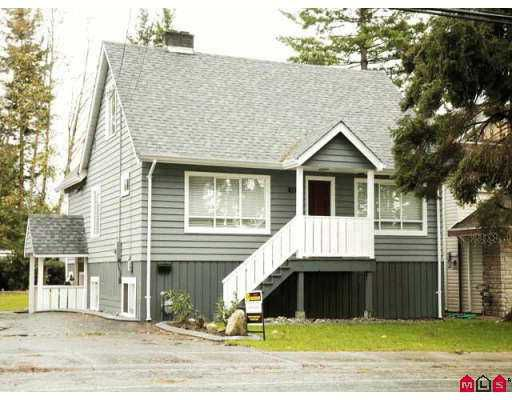 Main Photo: 8576 156 Street in Surrey: Fleetwood House for sale : MLS®# F1010559