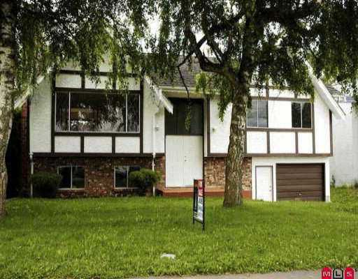 "Main Photo: 32673 PANDORA AV in Abbotsford: Abbotsford West House for sale in ""new hospital"" : MLS®# F2612498"