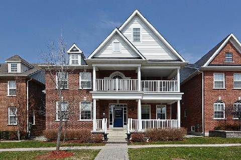 Main Photo: 64 The Fairways in Markham: Angus Glen House (2-Storey) for sale : MLS®# N2887084