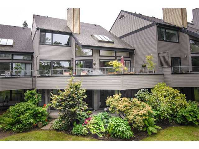 """Main Photo: 3715 NICO WYND Drive in Surrey: Elgin Chantrell Townhouse for sale in """"NICO WYND ESTATES"""" (South Surrey White Rock)  : MLS®# F1413148"""