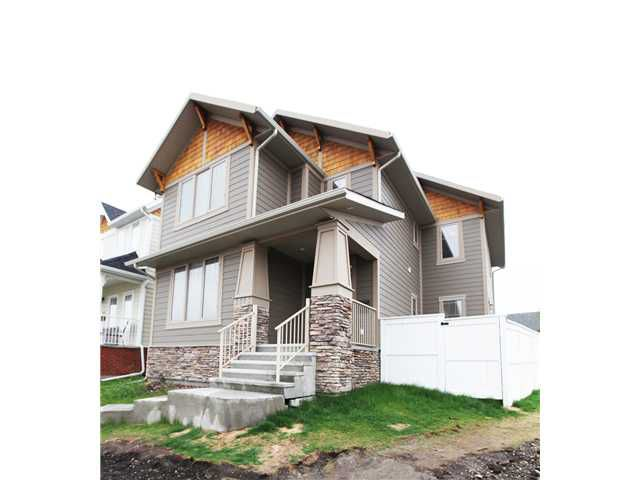 Main Photo: 5515 FORAND Street SW in CALGARY: Garrison Green Residential Detached Single Family for sale (Calgary)  : MLS®# C3622082