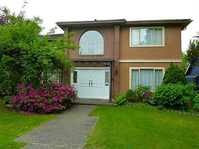 Main Photo: 2312 W 20TH Avenue in Vancouver: Arbutus House for sale (Vancouver West)  : MLS®# V1071951