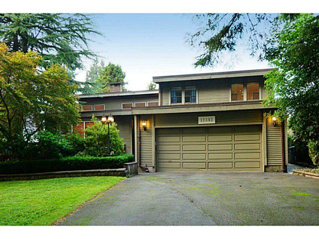 """Main Photo: 12363 NEW MCLELLAN Road in Surrey: Panorama Ridge House for sale in """"Panorama Ridge"""" : MLS®# F1424205"""
