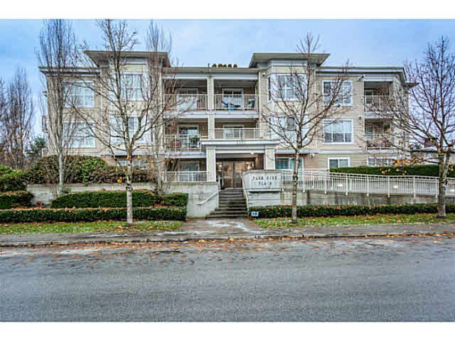 "Main Photo: 207 2393 WELCHER Avenue in Port Coquitlam: Central Pt Coquitlam Condo for sale in ""PARK SIDE PLACE"" : MLS®# V1096380"