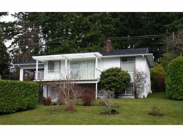 "Main Photo: 15472 BUENA VISTA Avenue: White Rock House for sale in ""White Rock"" (South Surrey White Rock)  : MLS®# F1428544"
