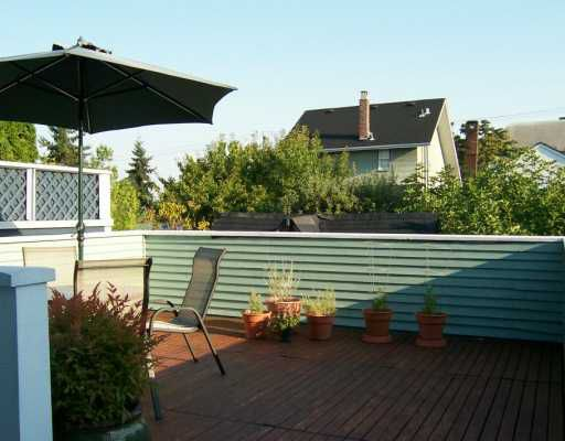 Main Photo: 3531 W 8TH Ave in Vancouver: Kitsilano House 1/2 Duplex for sale (Vancouver West)  : MLS®# V609715