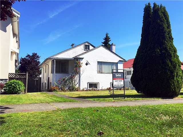 Main Photo: 2817 W 22ND Avenue in Vancouver: Arbutus House for sale (Vancouver West)  : MLS®# V1127555