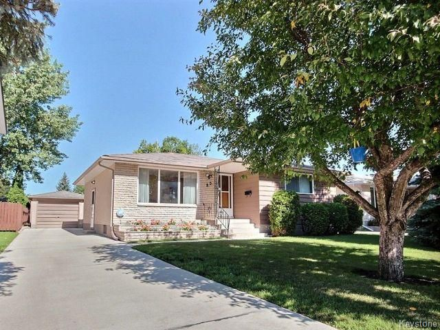 Main Photo: 80 Mattinee Bay in WINNIPEG: North Kildonan Residential for sale (North East Winnipeg)  : MLS®# 1520763