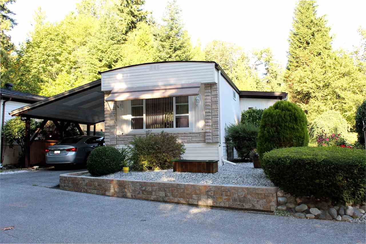 Main Photo: 57 4496 SUNSHINE COAST Highway in Sechelt: Sechelt District Manufactured Home for sale (Sunshine Coast)  : MLS®# R2001042