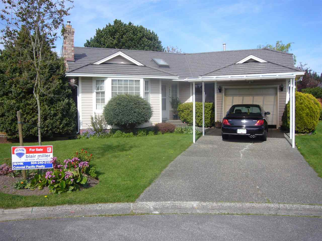 """Main Photo: 1892 141A Street in Surrey: Sunnyside Park Surrey House for sale in """"OCEAN BLUFF"""" (South Surrey White Rock)  : MLS®# R2055039"""
