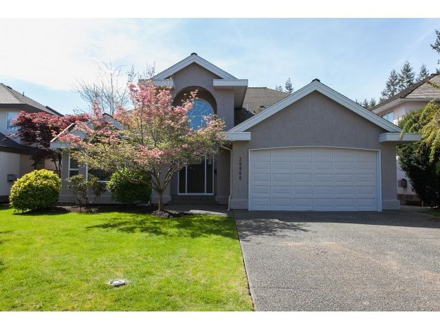 """Main Photo: 20960 44A Avenue in Langley: Brookswood Langley House for sale in """"Cedar Ridge"""" : MLS®# R2060085"""