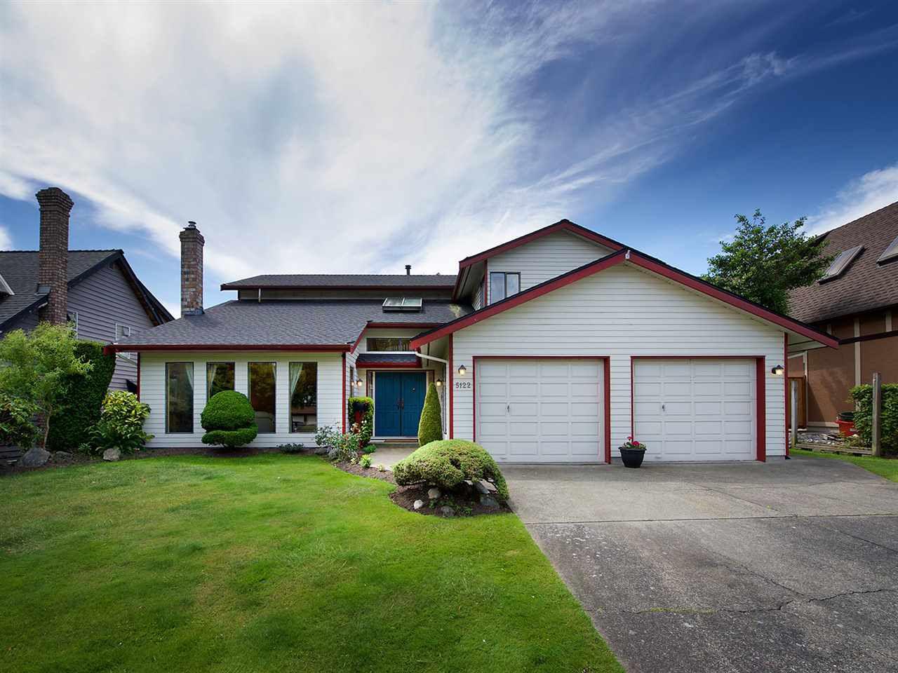 "Main Photo: 5122 2A Avenue in Delta: Pebble Hill House for sale in ""PEBBLE HILL"" (Tsawwassen)  : MLS®# R2077754"