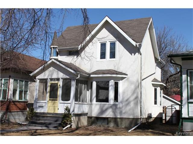 Main Photo: 69 Cobourg Avenue in Winnipeg: Glenelm Residential for sale (3C)  : MLS®# 1706988