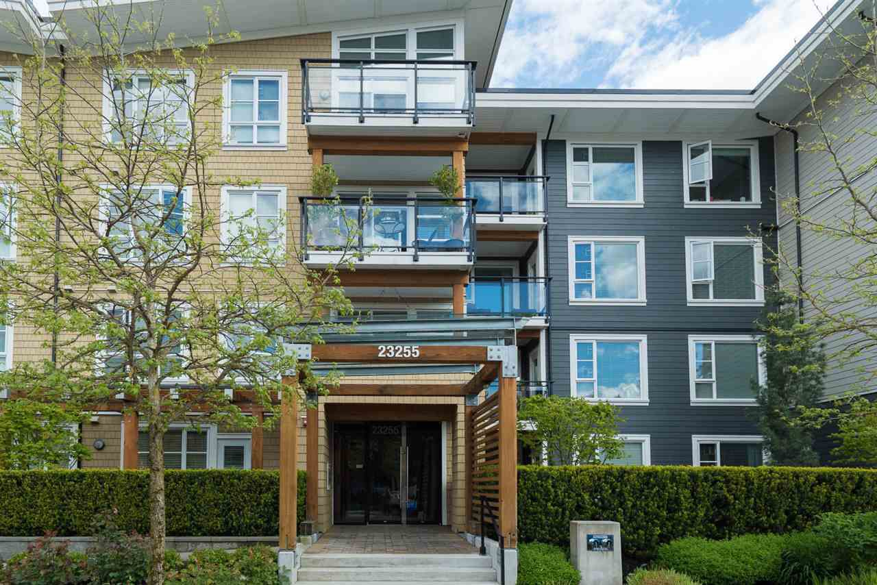 "Main Photo: 402 23255 BILLY BROWN Road in Langley: Fort Langley Condo for sale in ""The Village at Bedford Landing"" : MLS®# R2165440"
