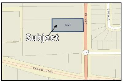 Main Photo: 3243 264 Street in Langley: Aldergrove Langley Industrial for sale : MLS®# C8014914