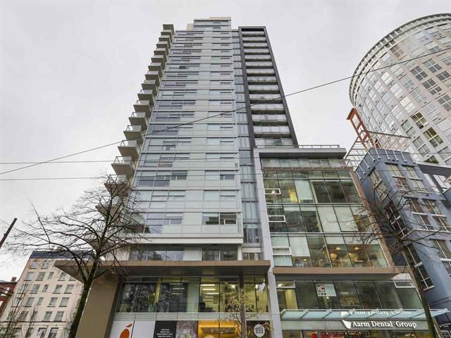 Main Photo: 2104 999 Seymour Mews in Vancouver: Condo for sale : MLS®# R2124433
