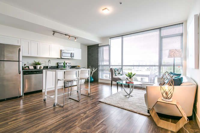 Main Photo: 207 2511 Quebec Street in Vancouver: Mount Pleasant VE Condo for sale (Vancouver East)  : MLS®# r2220602