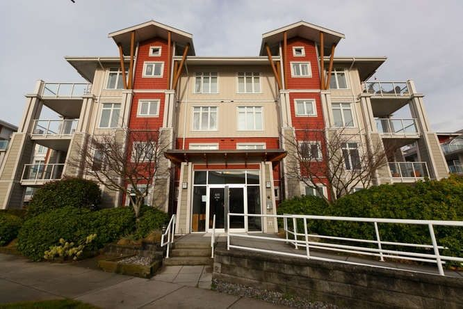 """Main Photo: 413 4211 BAYVIEW Street in Richmond: Steveston South Condo for sale in """"THE VILLAGE"""" : MLS®# R2230647"""