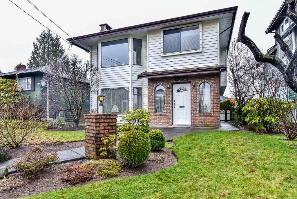 Main Photo: 8349 14 Avenue in Burnaby: East Burnaby House for sale (Burnaby East)  : MLS®# R2235175