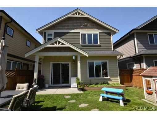 Main Photo: 1245 Parkdale Creek Gardens in VICTORIA: La Westhills Residential for sale (Langford)  : MLS®# 322535