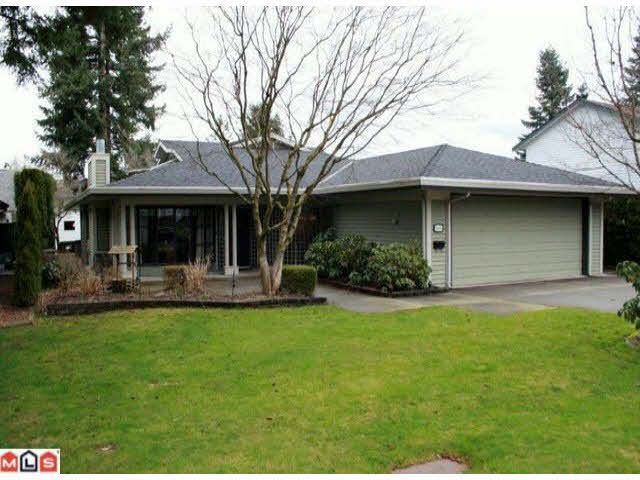 Main Photo: 20485 93A AVENUE in : Walnut Grove House for sale (Langley)  : MLS®# F1206362