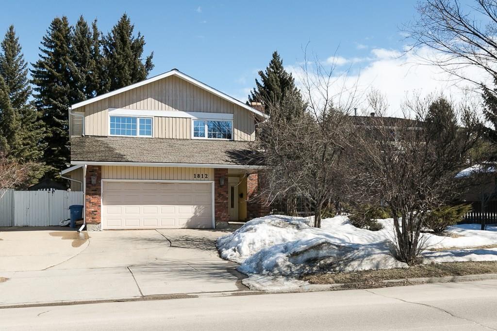 Main Photo: 1812 PALLISER Drive SW in Calgary: Pump Hill House for sale : MLS®# C4174349