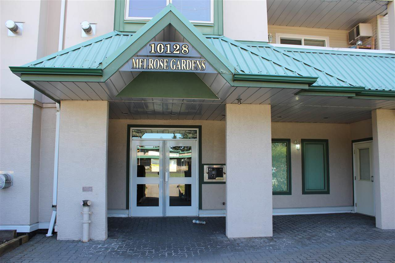 """Main Photo: 111 10128 132ND Street in Surrey: Whalley Condo for sale in """"Melrose Gardens"""" (North Surrey)  : MLS®# R2260334"""