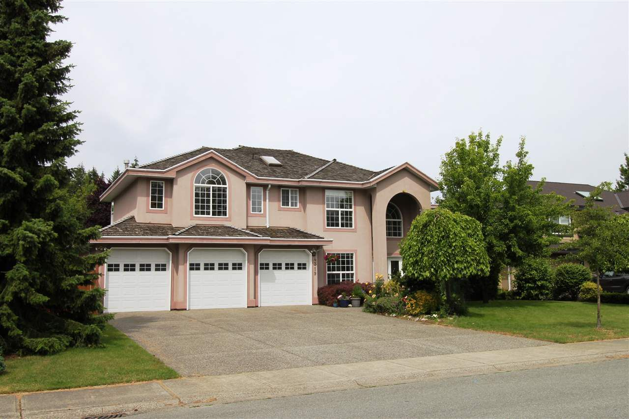 "Main Photo: 4319 210A Street in Langley: Brookswood Langley House for sale in ""Cedar Ridge"" : MLS®# R2279773"