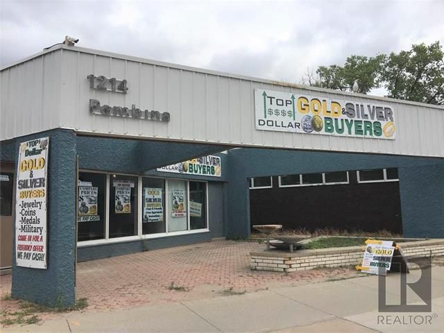 Main Photo: 1214 Pembina Highway in Winnipeg: Industrial / Commercial / Investment for sale (1J)  : MLS®# 1824513